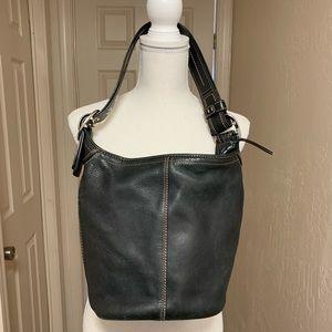Coach Vintage Genuine Leather Hobo Bag